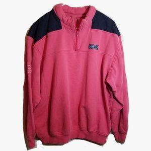Vineyard Vines Sweatshirt 1/4 zip sz XL